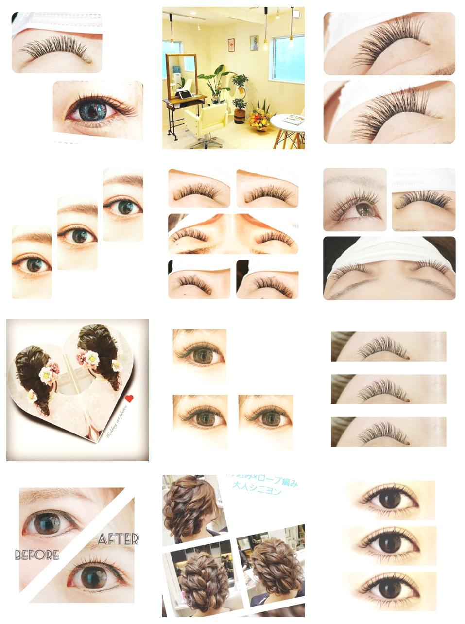 ANELA hair&eyelash